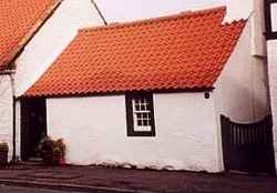 18th century house in Aberlady